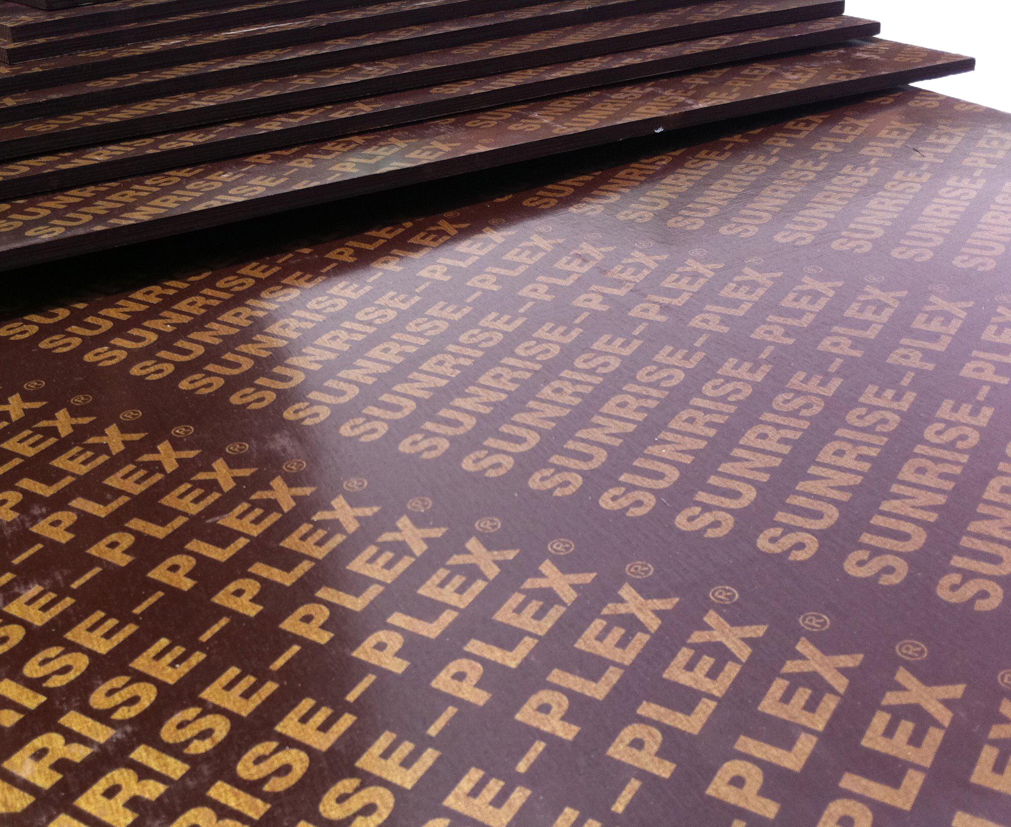 Sunrise Building Materials Oman – Shuttering Plywood – Film
